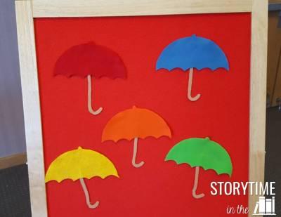 flannel umbrellas