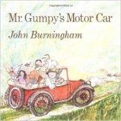 Mr. Gumpy's Motor Car by John Burningham