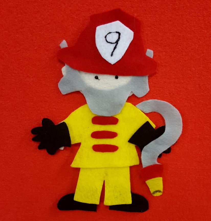 FF Firefighter