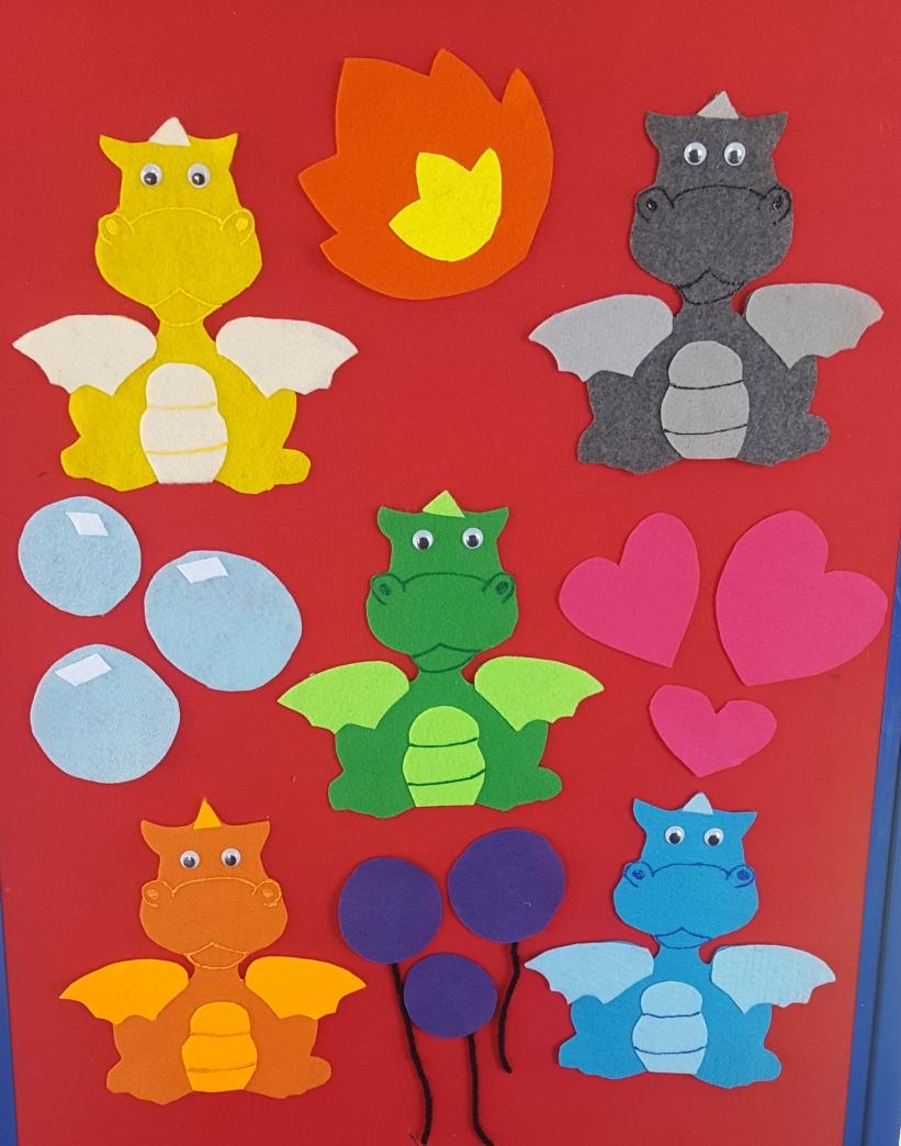 FF 5 Baby Dragons 2