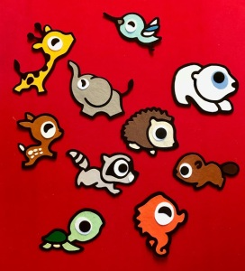 Paola Opal animals