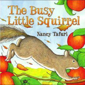 BK Busy Little Squirrel