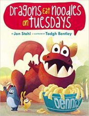 BK Dragons Eat Noodles on Tuesdays