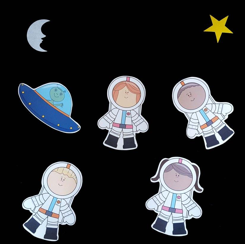 one astronaut dark 2