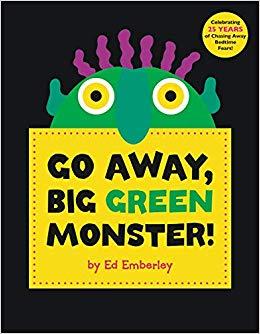 BK Go Away Big Green Monster