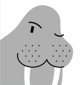 walrus wink