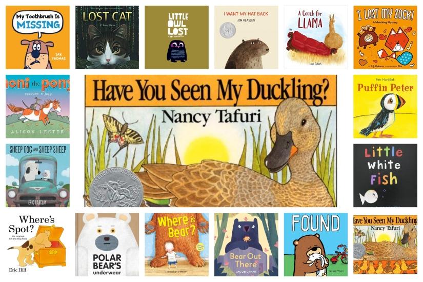 lost found more books