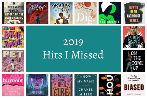 2019 reading review hits