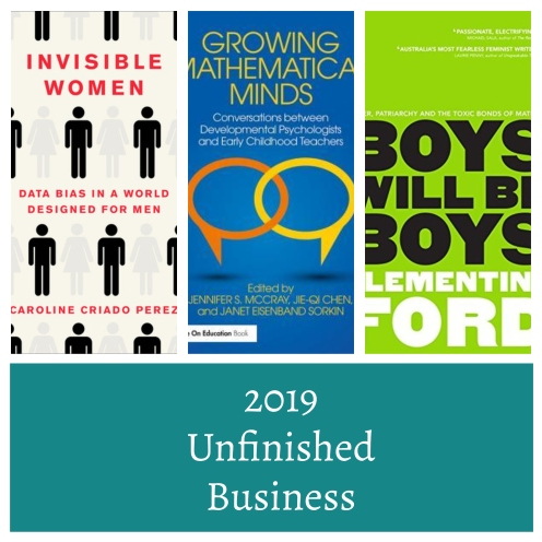 2019 reading review unfinished
