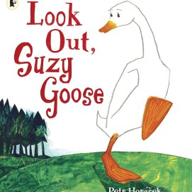 BK Look Out Suzy Goose