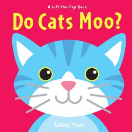 do cats moo