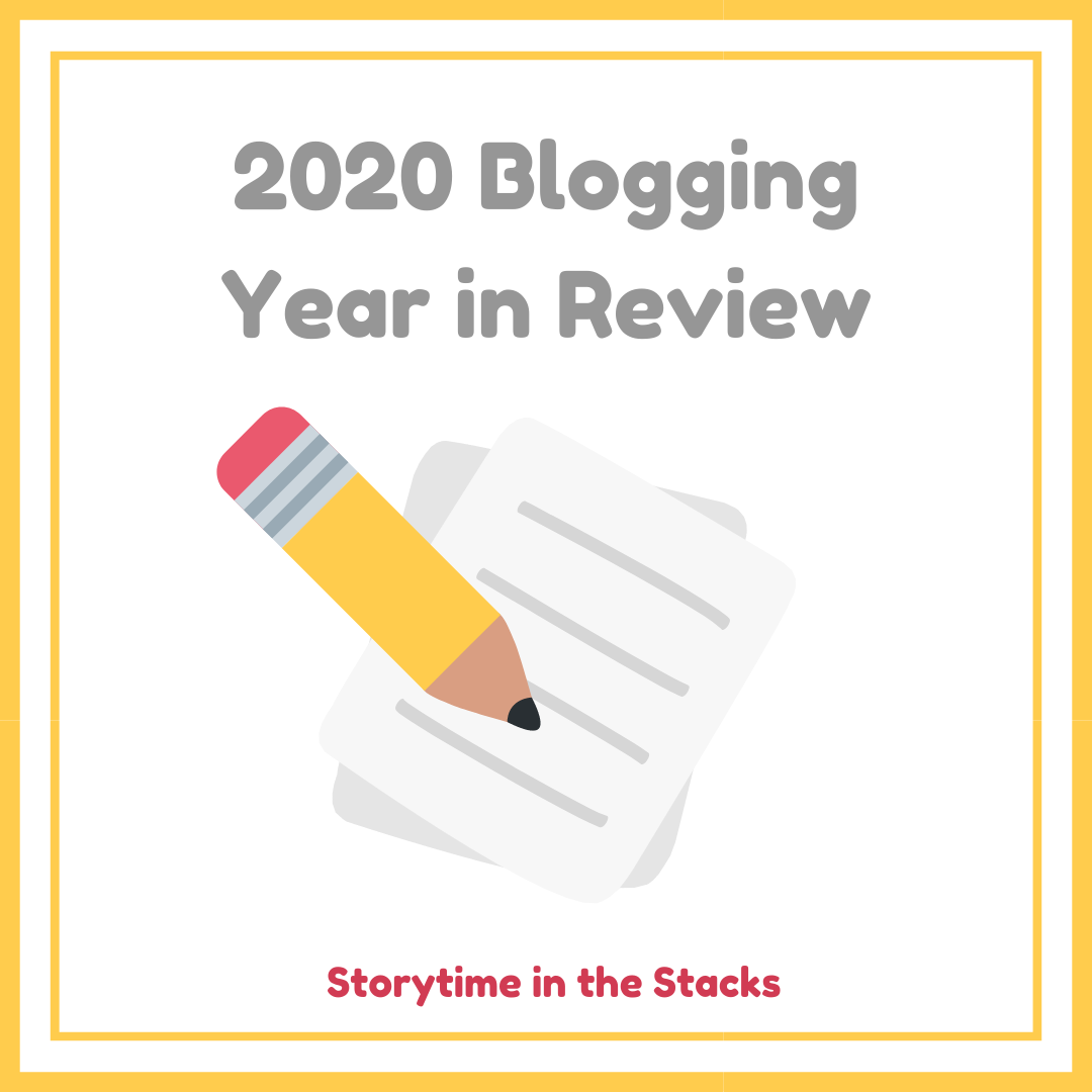 2020 Blogging Reflections