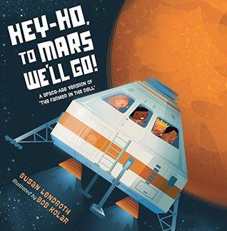 BK Hey Ho to Mars We'll Go