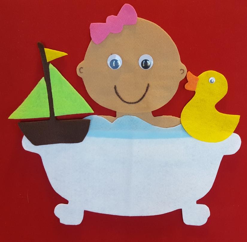 FF Baby Tub