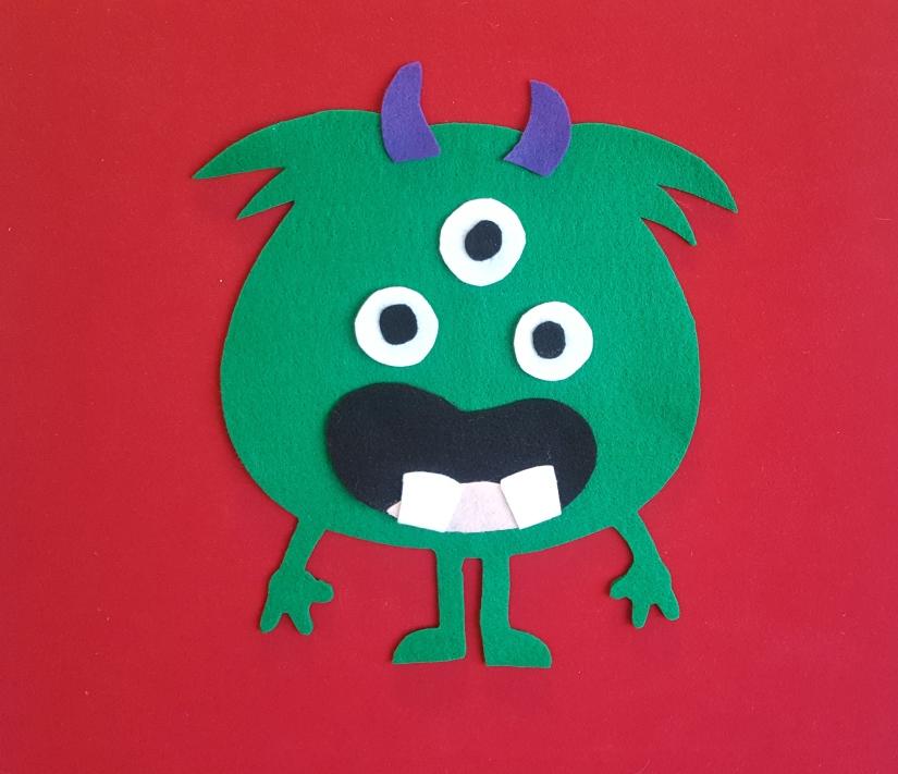 FF Little Monster 2