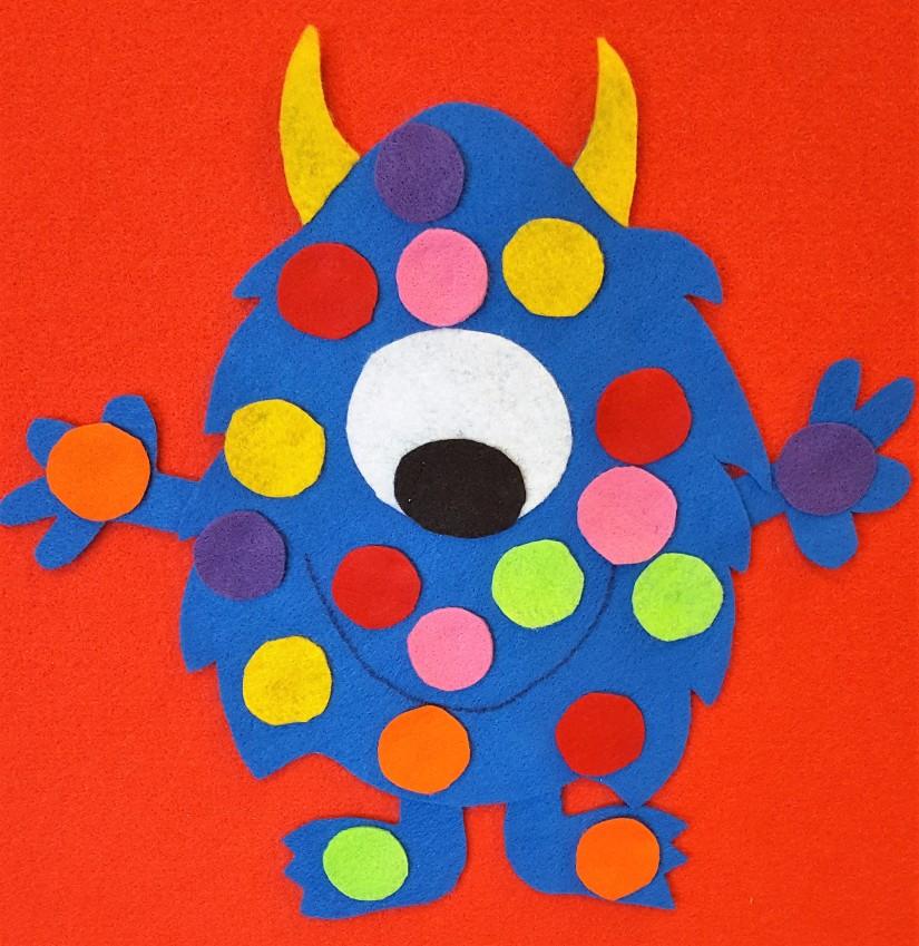 FF Little Monster 1