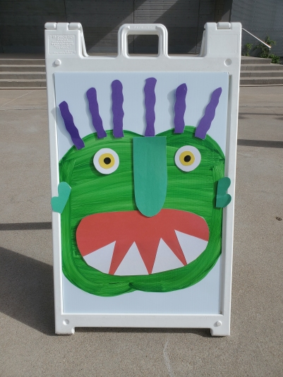 FF Big Green Monster 2